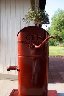 water pump                   detail