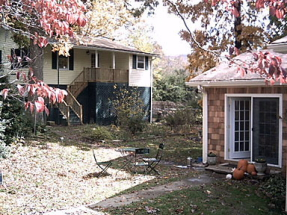 NC exterior                   yard